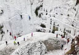 lezeni v ledu